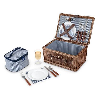 Newport Picnic Basket by Twine