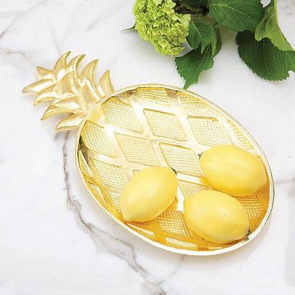 Golden Pineapple Tray by 8 Oak Lane