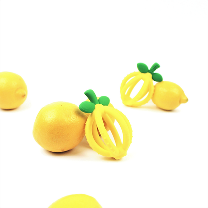 Itzy Ritzy Lemon Teether