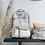 Thumbnail: Vanilla Latte Boss Backpack | Diaper Bag by Itzy Ritzy