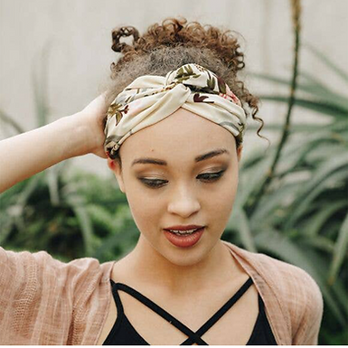 Spring Floral Headband