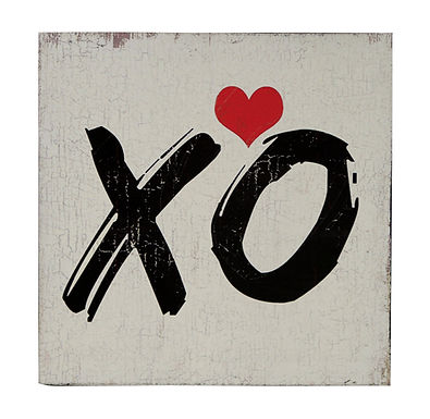 XO Wall Art by Cheungs