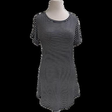 LANI Striped T-shirt Dress