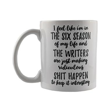 Six Seasons of Life Mug
