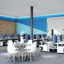 Office Interior View - Unisat Pulogadung
