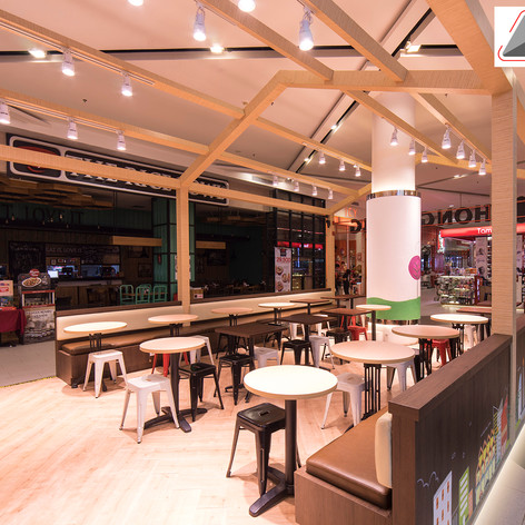 Interior View - HONGTANG Mall Gandaria City