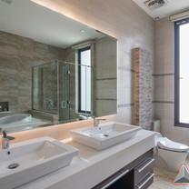 Master Bathroom Interior View - Residence Green Garden