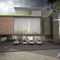Exterior View - GBIS Church Balikpapan
