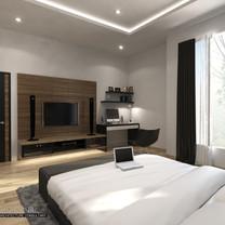 Master Bedroom View - Residence Pluit Timur