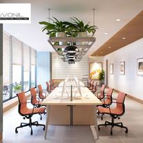 Interior View - Executive Office JW Marriott Jakarta