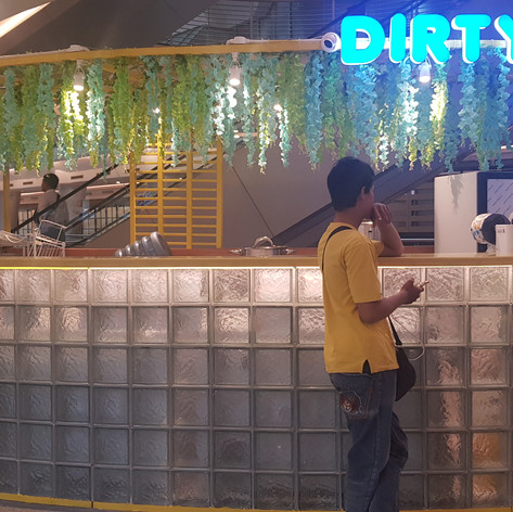 Interior View - DIRTY MILK Citywalk Sudirman