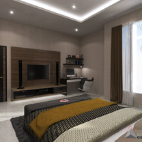 Additional Bedroom View - Residence Pluit Timur