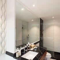 Master Bathroom Interior View - Regatta Apartment