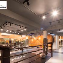Interior View SEQUENCE Muay Thai Studio