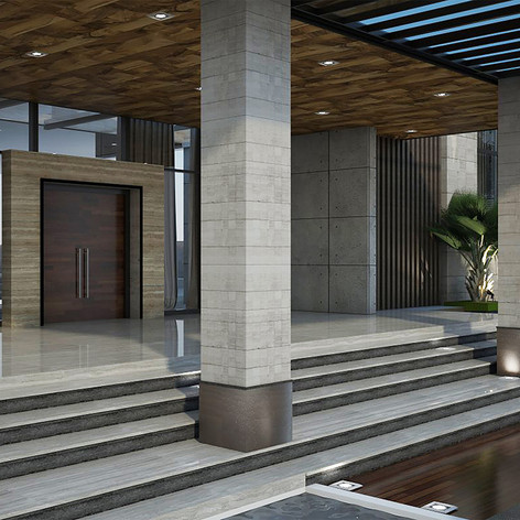 Lobby View - Residence Pangkalan Bun