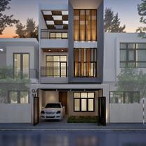 Exterior View - Residence Pelepah Asri
