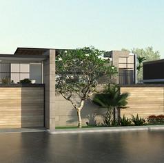 Exterior View - Residence Pangkalan Bun