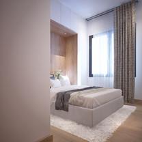 Bedroom Interior View - Residence Pelepah Asri