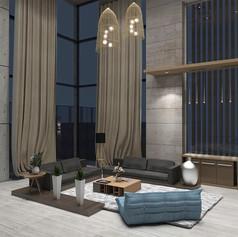 Guest Area View - Residence Pangkalan Bun