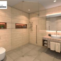Children Bathroom View - Residence Sunter Hijau