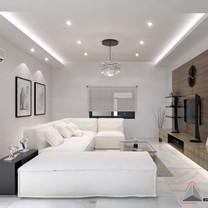 Living Area View - Residence Pluit Timur