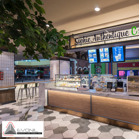 Exterior View - SOPHIE AUTHENTIQUE Bakery Mall Grand Indonesia