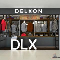 Interior View - DELXON Store