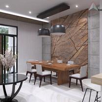 Dining Area View - Residence Pluit Timur