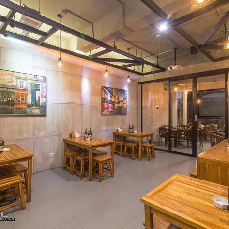 Interior View - SAPENG ART OF SATAY Pantai Indah Kapuk