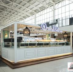 Interior view - EZO CHEESECAKES Mall AEON BSD