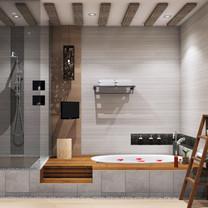 Bathroom View - Residence Pangkalan Bun