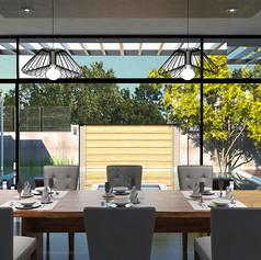 Dining Area View - Residence Pangkalan Bun