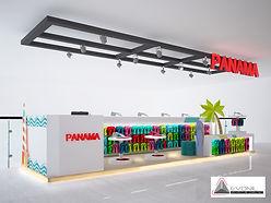 Panama Store View Atrium - Lippo Mall Pu