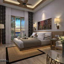 Interior View - Resort Temaju