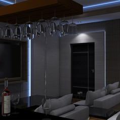 Entertainment Room View - Residence Pangkalan Bun