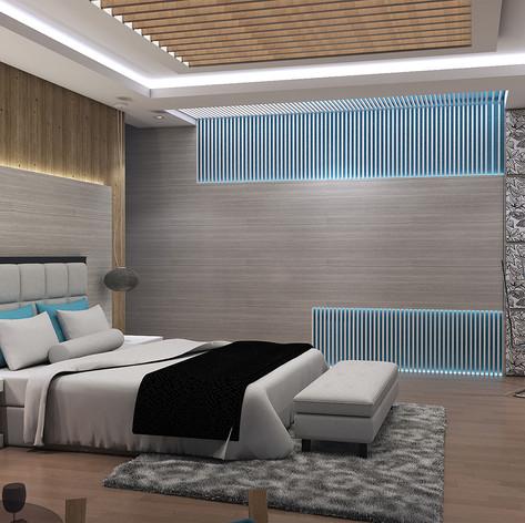 Bedroom View - Residence Pangkalan Bun