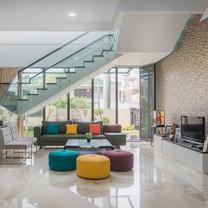 Living Room Interior View - Residence Green Garden