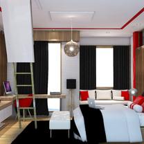 Children Bedroom Interior View - Residence Jatiwaringin