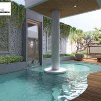 Pool Interior View - Residence Sunter Hijau