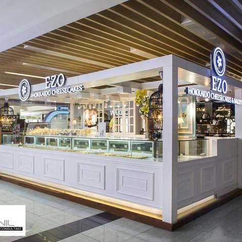 Interior view - EZO CHEESECAKES BAKERY Citraland Mall