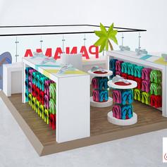 Booth PANAMA Sandal - NEO SOHO Mall