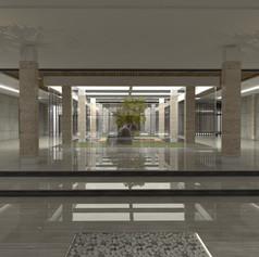 Foyer View - Residence Pangkalan Bun