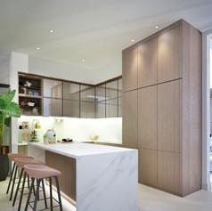 Pantry Interior View - Residence Grisenda