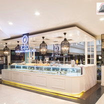 Interior view - EZO CHEESECAKES BAKERY Puri Indah Mall