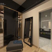 Closet View - Residence Pluit Timur
