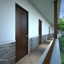 Corridor View - Villa Gunung Geulis