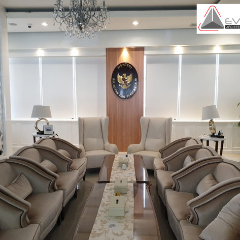 Interior View - VIP Room KKP