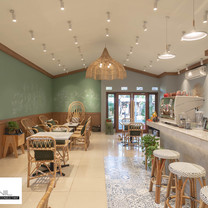 Interior View - NAWA KOPI Bogor