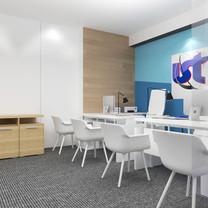 Interior View - UNISAT Office