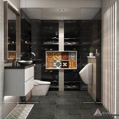 Toilet View - Residence Pangkalan Bun